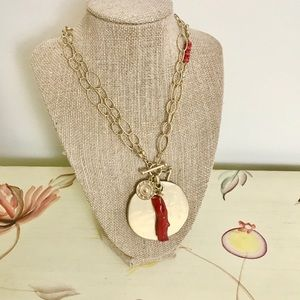 Chico's Dual Necklace